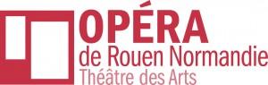 Logo opéra de Rouen
